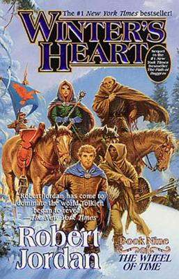Winter's Heart: Book Nine of 'The Wheel of Time' - Jordan, Robert, and Jordan