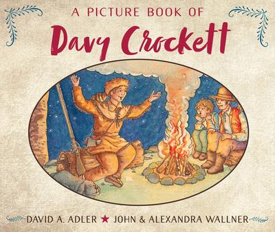 A Picture Book of Davy Crockett - Adler, David A