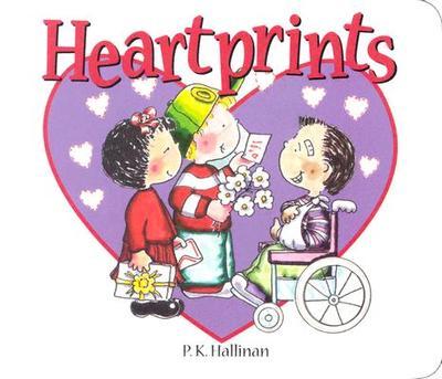 Heartprints - Hallinan, P K