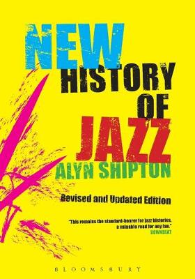 A New History of Jazz - Shipton, Alyn L