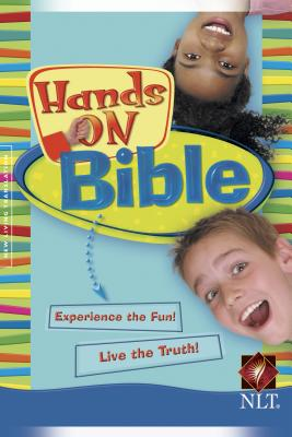 Hands on Bible-Nlt-Children's - Tyndale House Publishers (Creator)