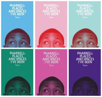 Pharrell: Places and Spaces I've Been - Williams, Pharrell, and Jay-Z (Contributions by), and Medda, Ambra (Contributions by)