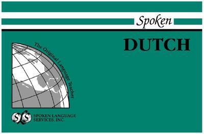 Spoken Dutch - Bloomfield, Leonard