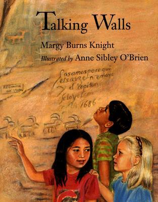 Talking Walls - Knight, Margy Burns