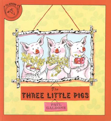 The Three Little Pigs - Galdone, Paul