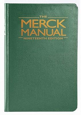 The Merck Manual of Diagnosis and Therapy - Porter, Robert S, and Kaplan, Justin L