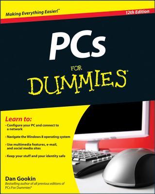 PCs For Dummies - Gookin, Dan