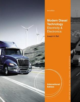 Modern Diesel Technology: Electricity and Electronics - Bell, Joseph