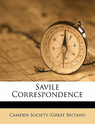 Savile Correspondence - Camden Society (Great Britain) (Creator)