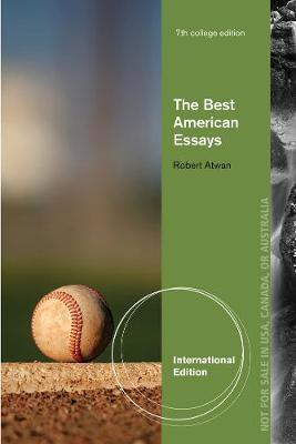 The Best American Essays - Atwan, Robert