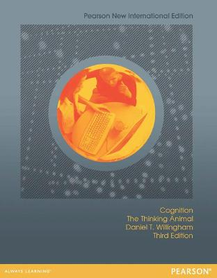 Cognition: The Thinking Animal - Willingham, Daniel T.