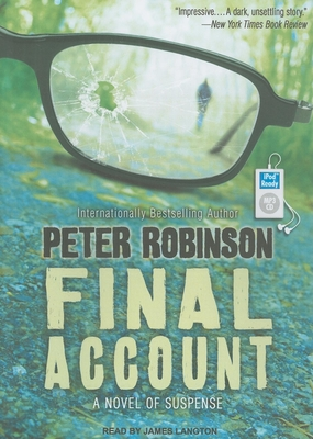 Final Account - Robinson, Peter, and Langton, James (Read by)