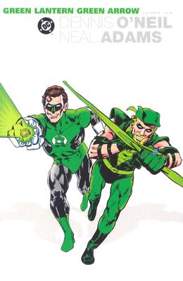 Green Lantern/Green Arrow Collection - Vol 01 - O'Neil, Dennis