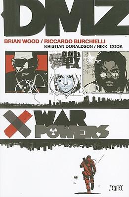 War Powers - Wood, Brian, Dr.