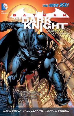 Batman the Dark Knight: Knight Terrors Volume 1 - Finch, David, and Jenkins, Paul