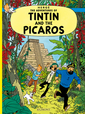 Tintin and the Picaros - Herge