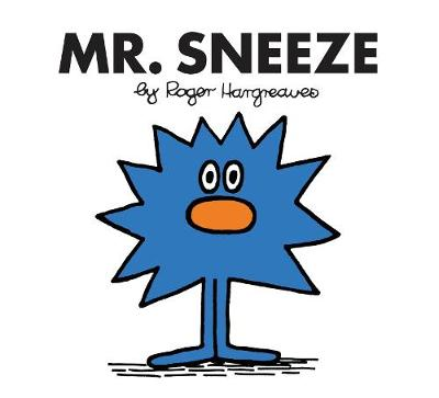 Mr. Sneeze - Hargreaves, Roger
