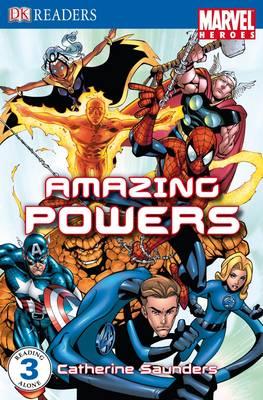 Amazing Powers - Saunders, Catherine