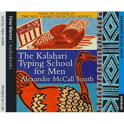 The Kalahari Typing School for Men - McCall Smith, Alexander, and Andoh, Adjoa (Read by)
