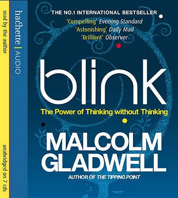 Blink - Gladwell, Malcolm (Read by)