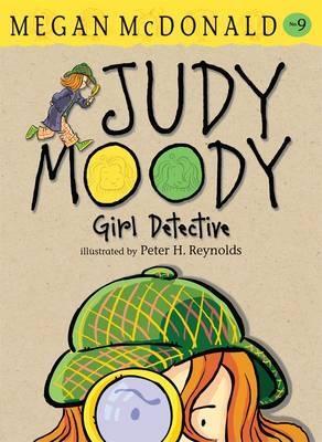 Judy Moody, Girl Detective - McDonald, Megan