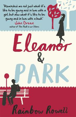 Eleanor & Park - Rowell, Rainbow, and Powell, Debbie (Designer)