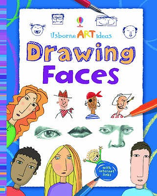 Drawing Faces - Dickins, Rosie