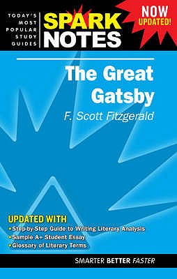 "The ""Great Gatsby"" - Fitzgerald, F. Scott, and SparkNotes (Editor)"