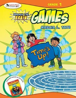 Engage the Brain: Games: Grade 1 - Tate, Marcia L, Dr.