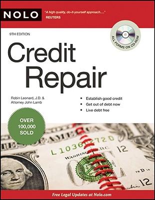Credit Repair - Leonard, Robin, Attorney, J.D., and Lamb, John