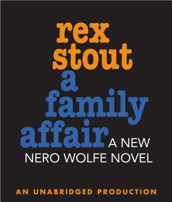 A Family Affair - Stout, Rex