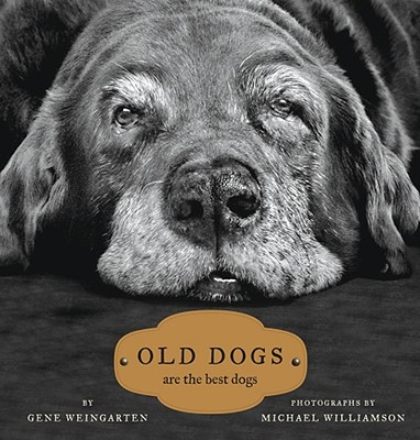 Old Dogs: Are the Best Dogs - Weingarten, Gene, and Williamson, Michael S (Photographer)