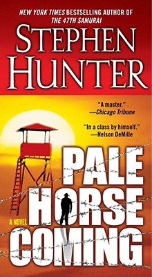 Pale Horse Coming - Hunter, Stephen