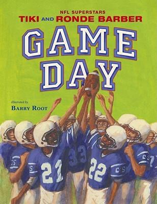 Game Day - Barber, Tiki, and Barber, Ronde, and Burleigh, Robert