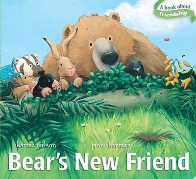 Bear's New Friend - Wilson, Karma