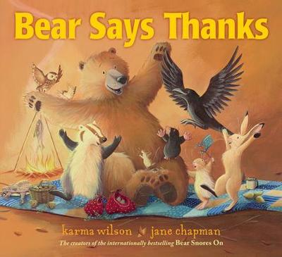 Bear Says Thanks - Wilson, Karma