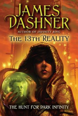 The Hunt for Dark Infinity - Dashner, James