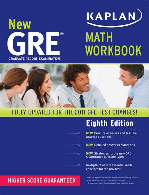 New GRE Math Workbook - Kaplan (Creator)