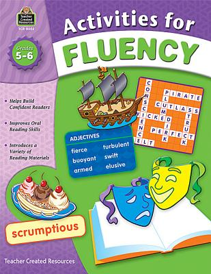Activities for Fluency, Grades 5-6 - Hart, Melissa