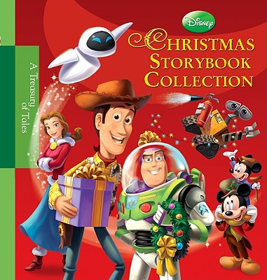 Disney Christmas Storybook Collection: A Treasury of Tales -