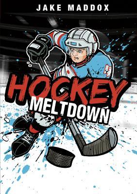 Hockey Meltdown - Maddox, Jake, and Kreie, Chris (Text by)