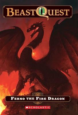Ferno the Fire Dragon - Blade, Adam