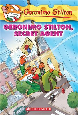 Geronimo Stilton, Secret Agent - Stilton, Geronimo