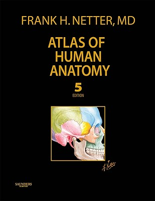 Atlas of Human Anatomy, Professional Edition - Netter, Frank H