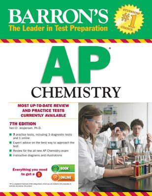 Barron's AP Chemistry - Jespersen, Neil D