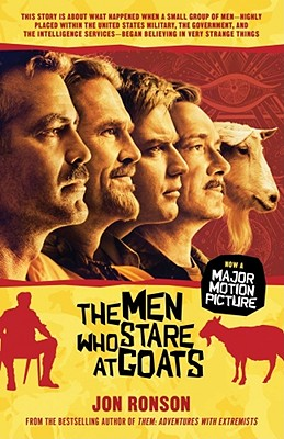 The Men Who Stare at Goats - Ronson, Jon