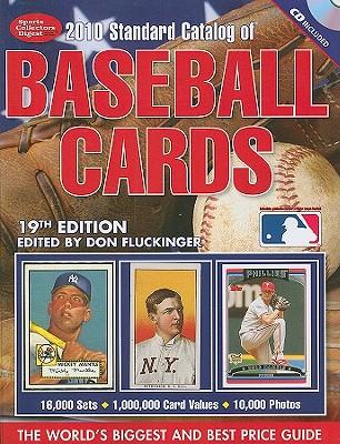 Standard Catalog of Baseball Cards - Fluckinger, Don (Editor)