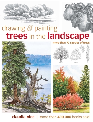 Drawing & Painting Trees in the Landscape - Nice, Claudia, and Nice