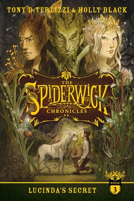 Lucinda's Secret - DiTerlizzi, Tony, and Black, Holly