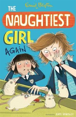 Naughtiest Girl Again - Blyton, Enid